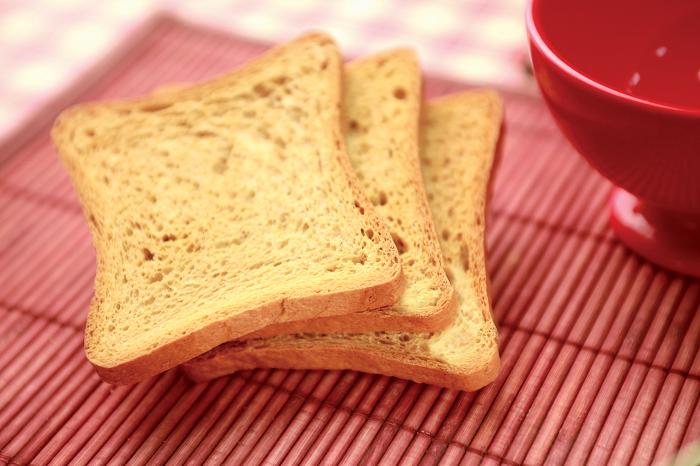 Toastový chlieb zmenšené