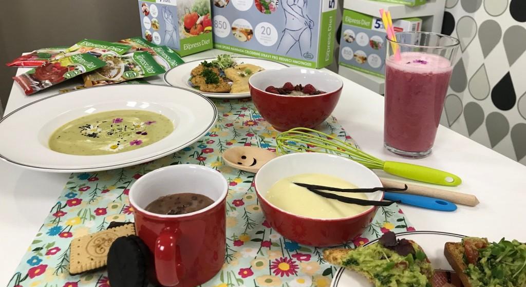 Express Diet bílkovinná dieta
